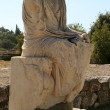 Ancient greek statue — Stock Photo #9235608
