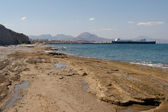 Corinthian Gulf — Stock Photo