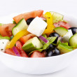 Greek salad — Stock Photo #9348677