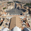 St. Peter's Square - Foto de Stock