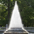 Fountain Pyramid — Stock Photo