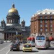 Isaakievsky cathedral — Stock Photo