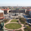 Stock Photo: IssakievskaySquare and Mariinsky Palace