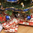 Presents Under the Christmas Tree — Stock Photo #8609720