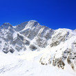 Beautiful view of mountains in the Elbrus area. Panorama — Stock Photo