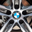 BMW Aluminium Wheel - Foto de Stock