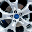 Ford Aluminium Wheel - Foto de Stock