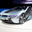 Stock Photo: BMW i8Concept Car