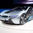 BMW i8Concept Car - Stock Photo