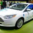Постер, плакат: Ford Focus Electric