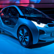 BMW i3C oncept Car — Stock fotografie #7995329
