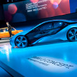 BMW i8 Concept Car - Foto de Stock