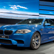Stock Photo: BMW M5