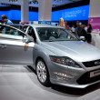 Ford Focus Titanium S 2.2 TDCI — Stock Photo