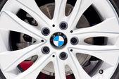 BMW Aluminium Wheel — Stock Photo