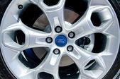 Ford Aluminium Wheel — Stok fotoğraf