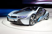 BMW i8Concept Car — Stock Photo