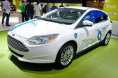 Ford focus elektrické — Stock fotografie