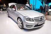 Mercedes C-Class — Stock Photo
