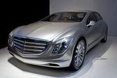 Futuristic car — Stock Photo