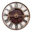 Old Antique Clock — Stock Photo #8922348