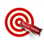 Social Media — Stock Vector #8953957