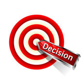 Concept Decision Icon — Stock Vector