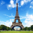 Paris, The Eiffel Tower — Stock Photo #10024923