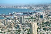 Haifa town, Israel — Stock Photo
