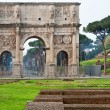 Stock Photo: Arch of Constantine, Rome