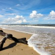 Sea landscape, Baltic Sea - Stock Photo