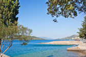 Adriatic coast, croatia — Stockfoto