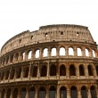 Colosseum or Coliseum in Rome, isolated — Stock Photo #8926276