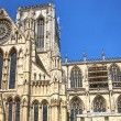 Stock Photo: York Minster in York, England.