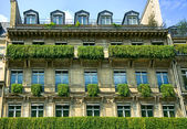 Apartmány paříž — Stock fotografie