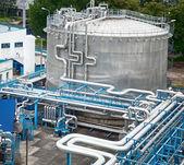 Industrie du gaz — Photo