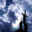 Stock Photo: Crucifixion of Jesus