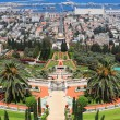 Bahai Gardens in Haifa — Stock Photo #10356027