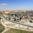 Aerial View of Jericho — Stock Photo