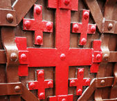 Jerusalem Cross — Stock Photo