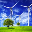 Wind energy — Stock Photo #10679248