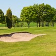 Golf course — Stockfoto #10727305