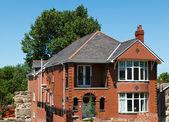 England new house — Stock Photo
