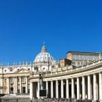 St. Peter's Basilica, Vatican — Stock Photo #8067818
