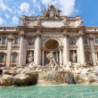 Fountain di Trevi — Stock Photo #8068129