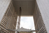 Grande Arche, Paris — Stock Photo