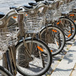 Bicycles — Stockfoto