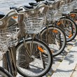 Bicycles — Stock Photo #8237330