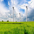 Wind turbine — Stock Photo #8304635