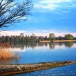 Blue Lake Park — Stock Photo